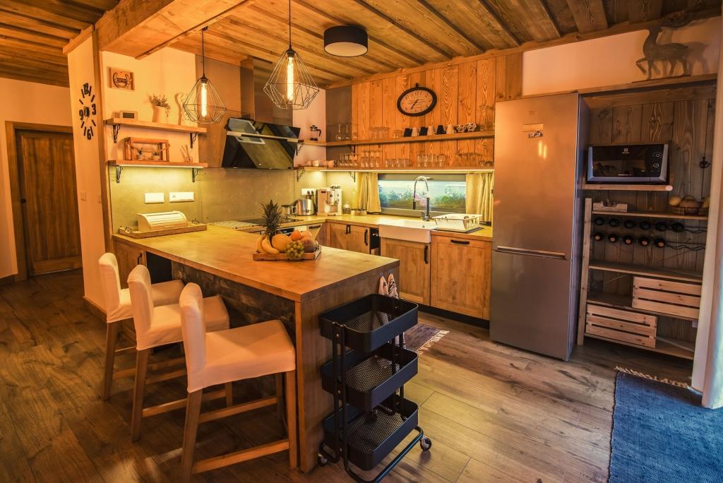 Chata Pri Potoku - kitchen