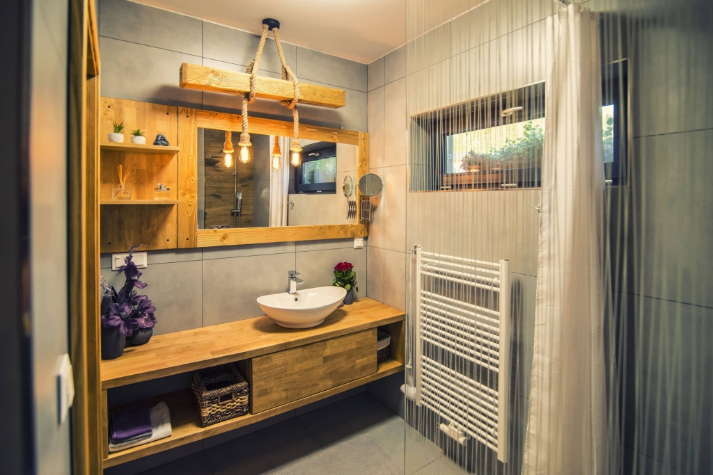 Chata Pri Potoku - bathroom No.1