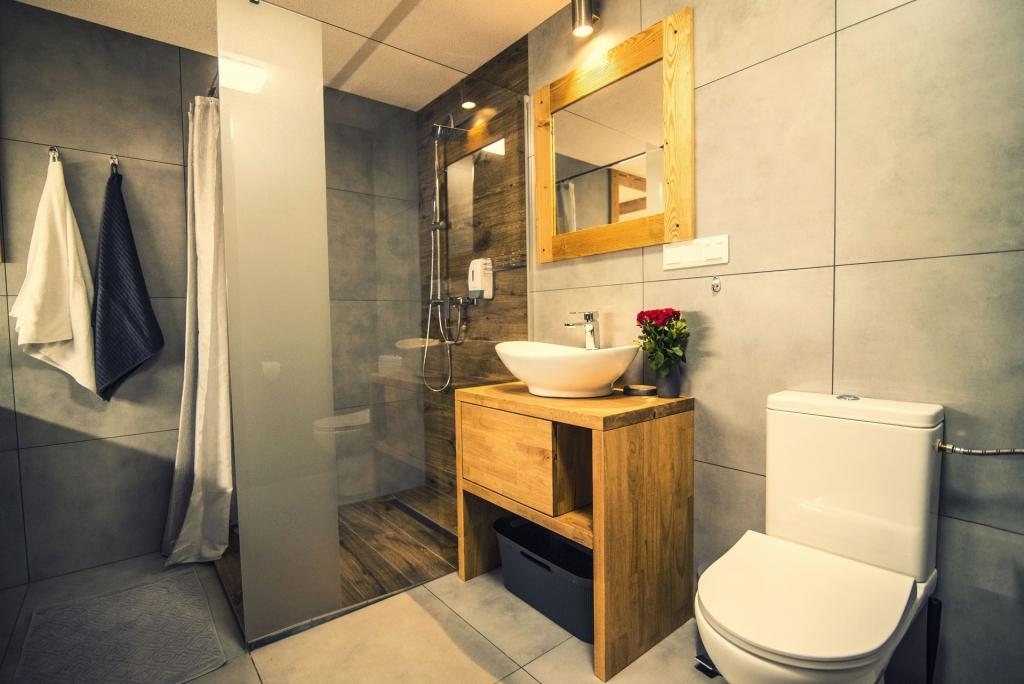 Chata Pri Potoku - bathroom No. 4