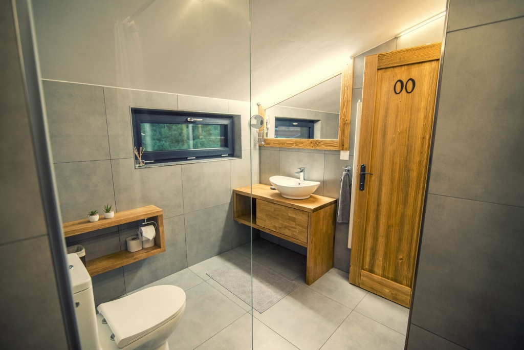 Chata Pri Potoku - bathroom No.3