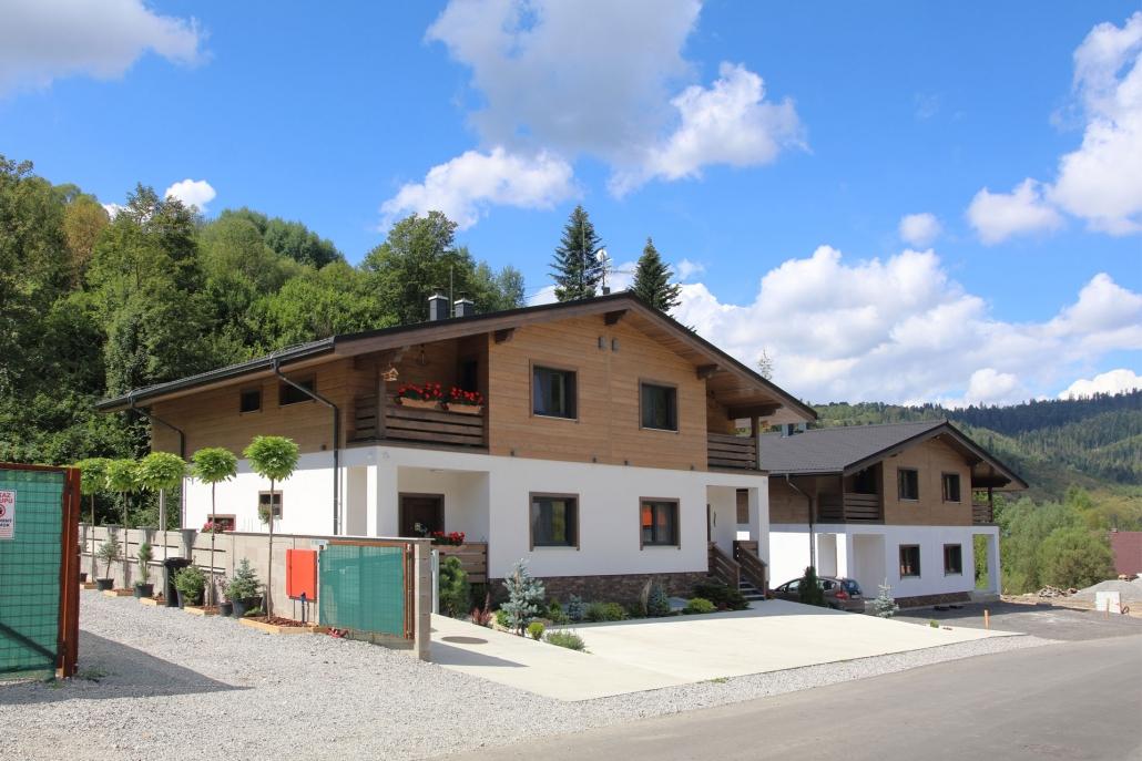 Chata Pri Potoku - exterior