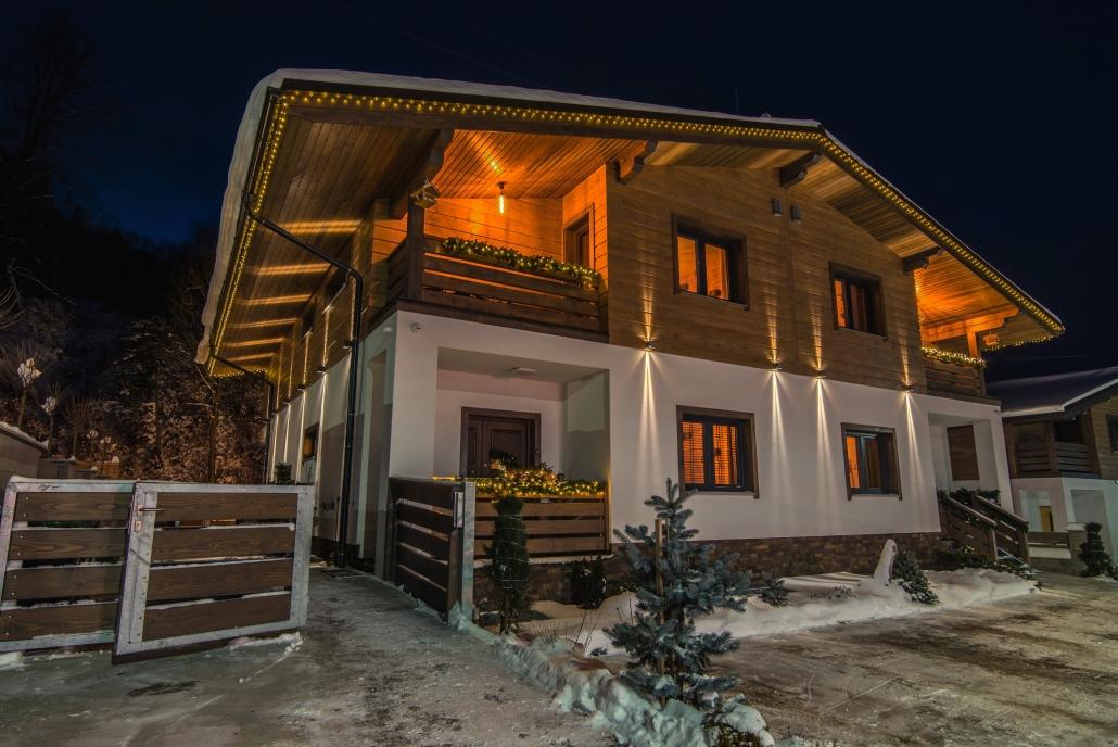 Chata Pri Potoku - exterié