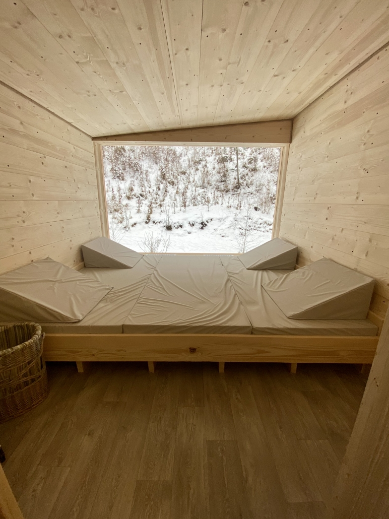 Chata Pri Potoku Sauna-Interier