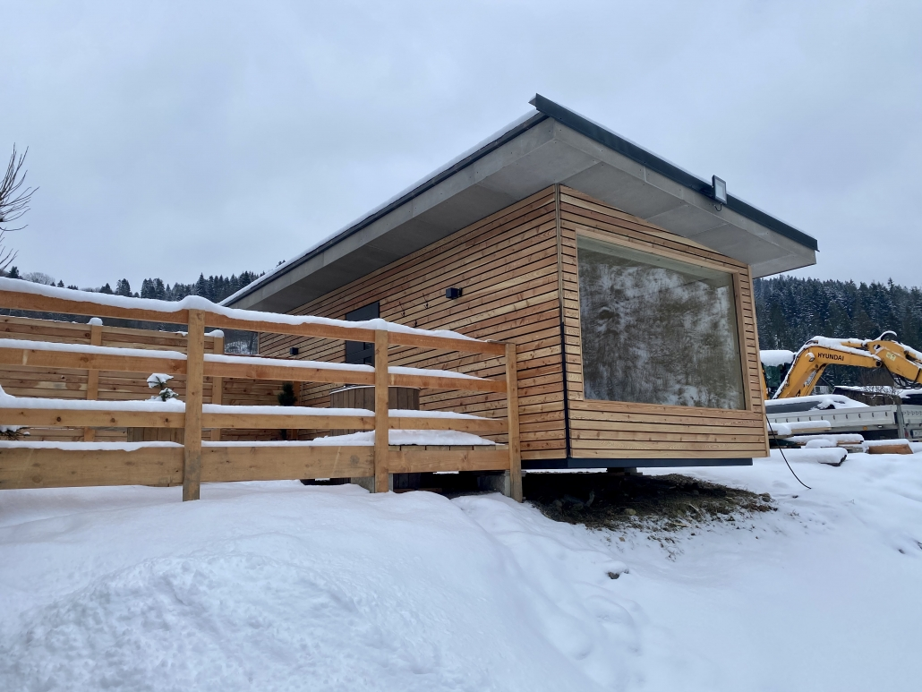 Chata Pri Potoku Sauna-Exterier